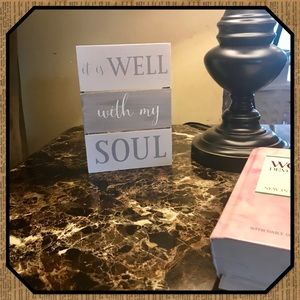 Wall Art - 🎉New🎉Wall or Table Top Plaque🎉